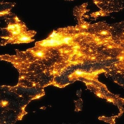 lysforurensning