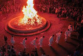Zoroaster fire