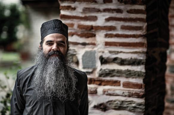 Fader Chrysostom Foto: Dimitri
