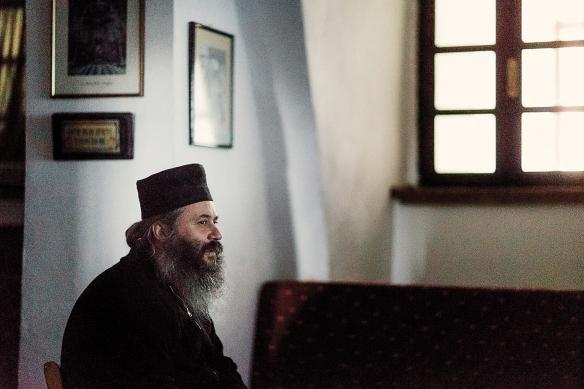 Fader Socrates. Foto Dimitri Koutsomytis