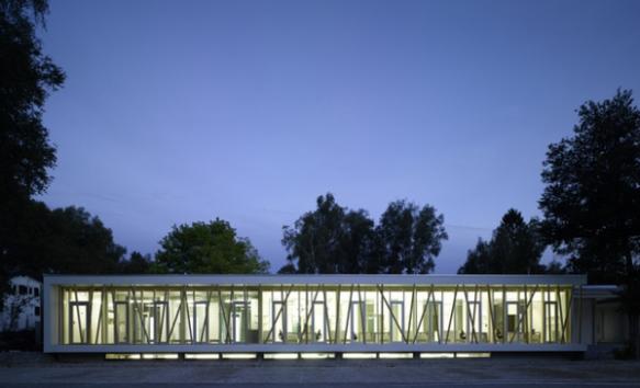 Max Planck Institut für Ornithologie Seewiesen